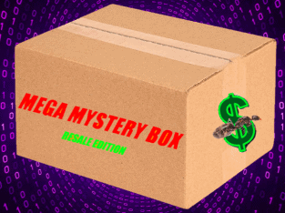 MEGA MYSTERY RESALE BOX! ONLY $150 Includes 10 Mystery Ant Queens All Retail $20+ 25% Chance For EXTRA Queen With Your Order!